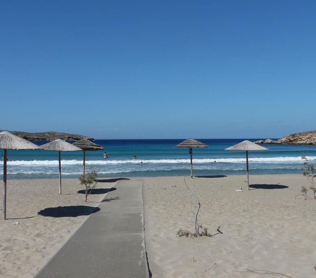 Spiagge di Siros