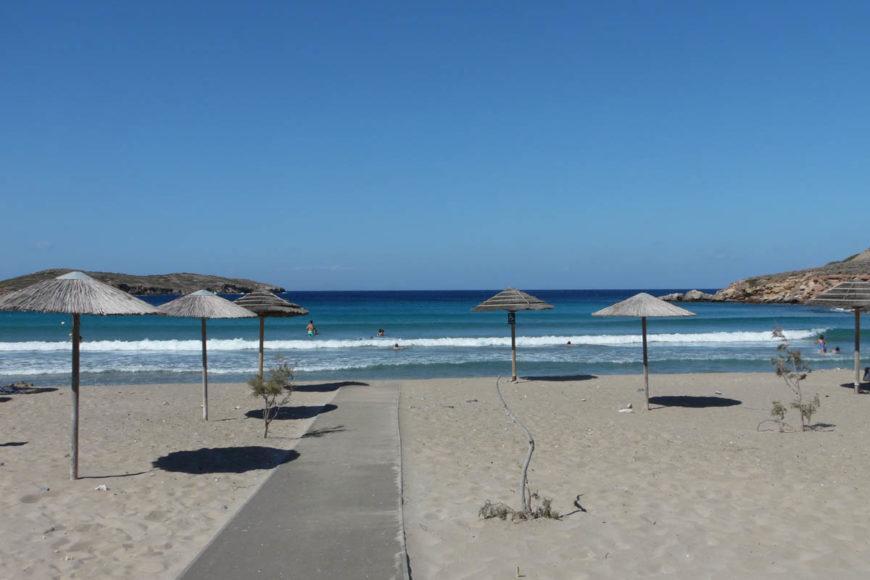 isola di syros spiagge