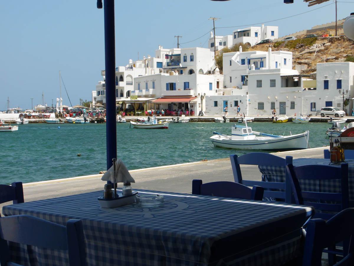 Isola di Tinos spiagge e cosa vedere