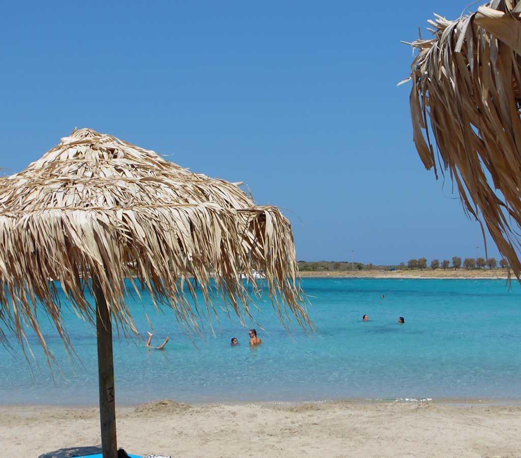 spiaggia di Diakofti kithira