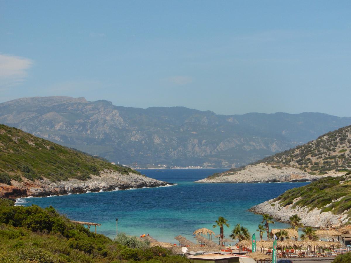 Isola di Samos spiagge e cosa vedere