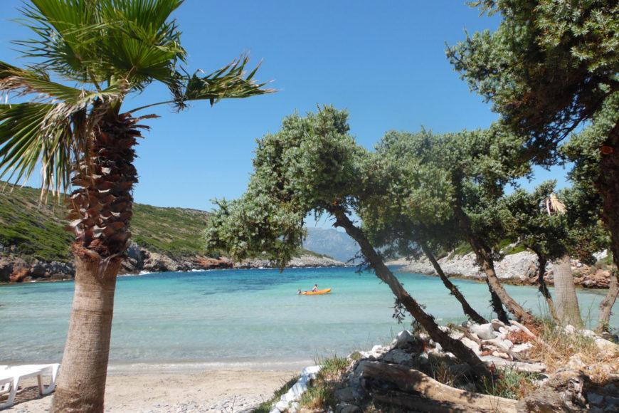 Livadaki beach