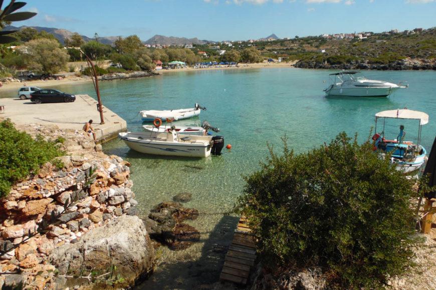 Tersana Beach Creta