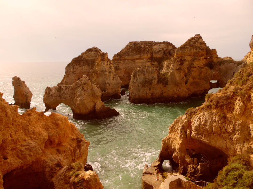 Algarve cosa vedere, le spiagge da Albufeira a Sagres
