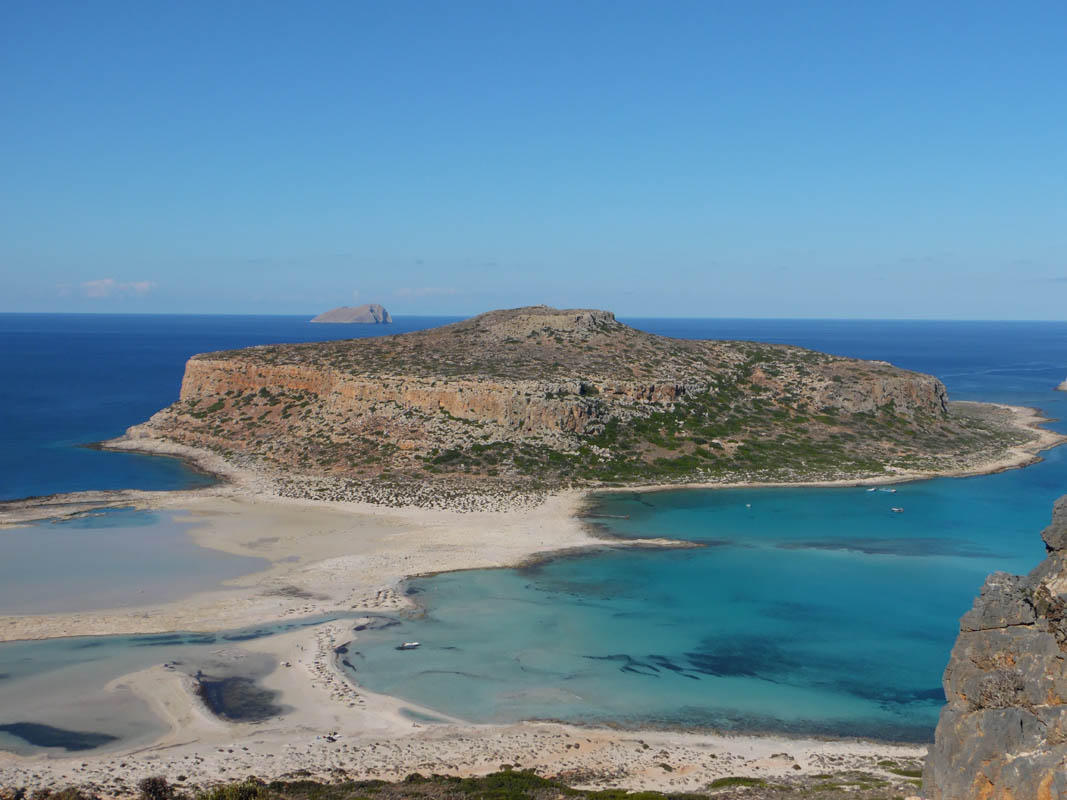 Creta le spiagge più belle: Elafonissi, Chania e Balos Beach