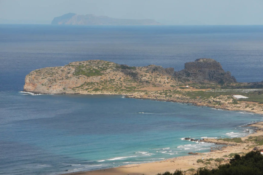 Falassarna Beach Creta