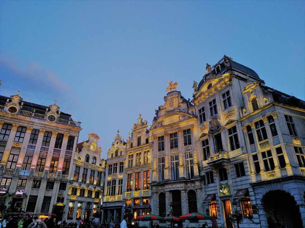 Le birrerie piu' belle nel centro di Bruxelles
