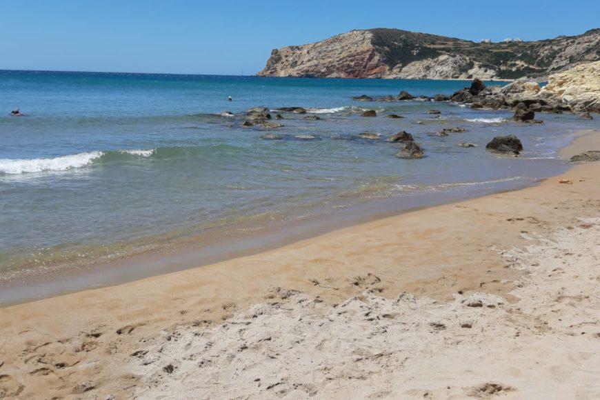 Milos spiagge
