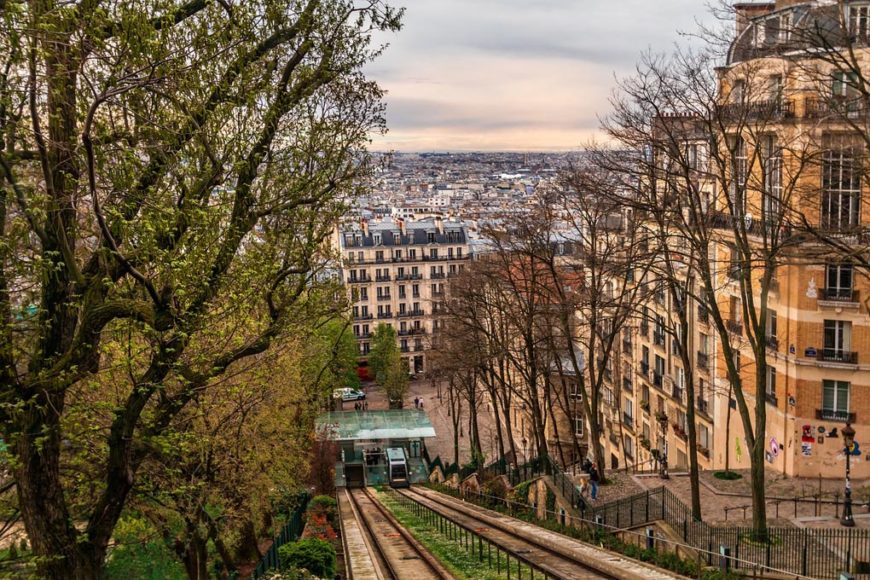 Funicolare di Montmartre