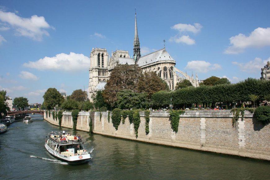 Ile de la cite parigi