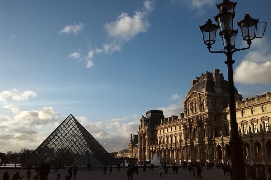 louvre cosa vedere a parigi