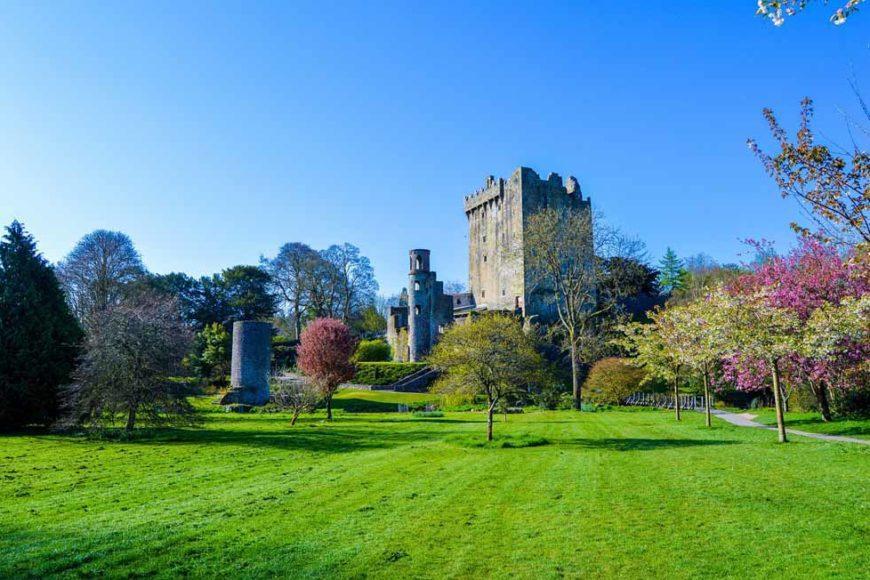 Blarney Castle irlanda
