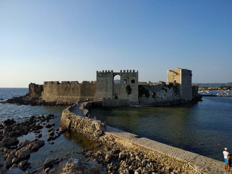Castello di Methoni