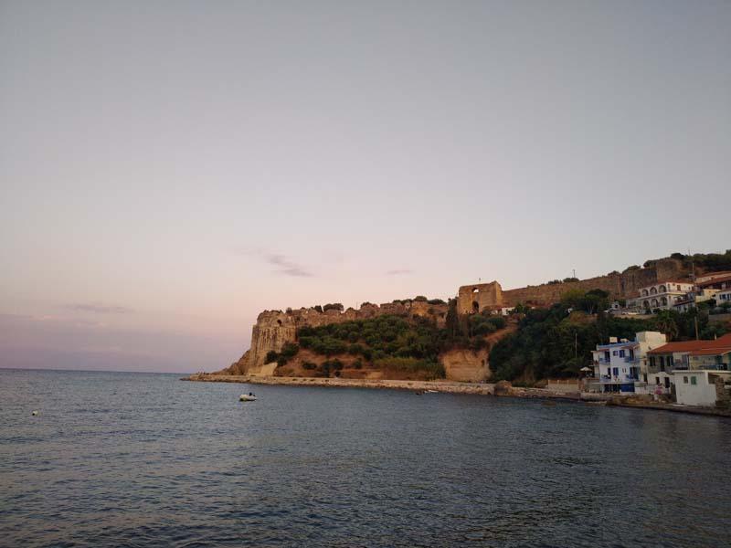 Castello di Koroni in grecia