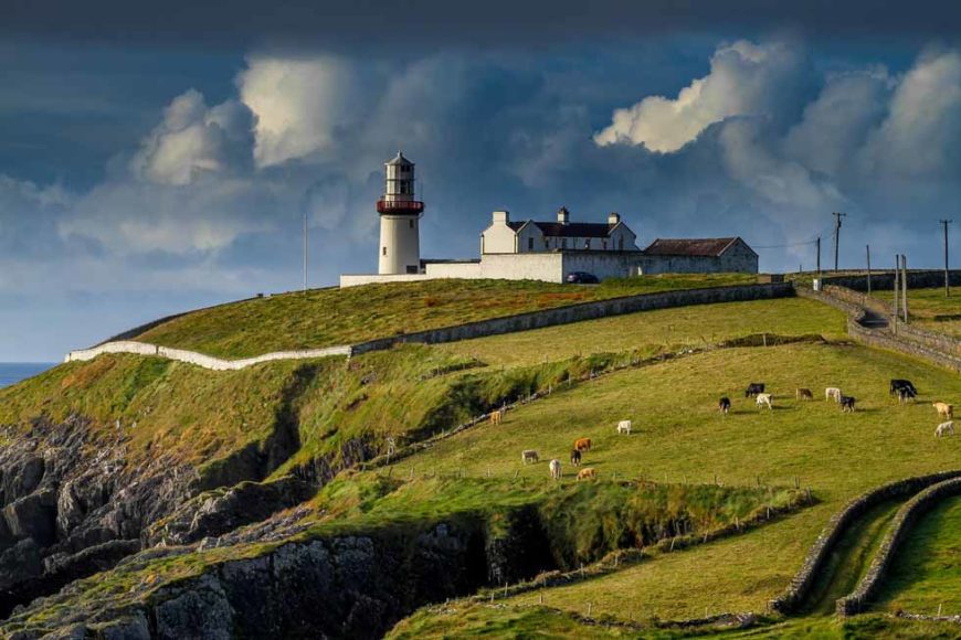 Faro in Irlanda