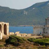 Koroni e Methoni IN grecia: mare e storia