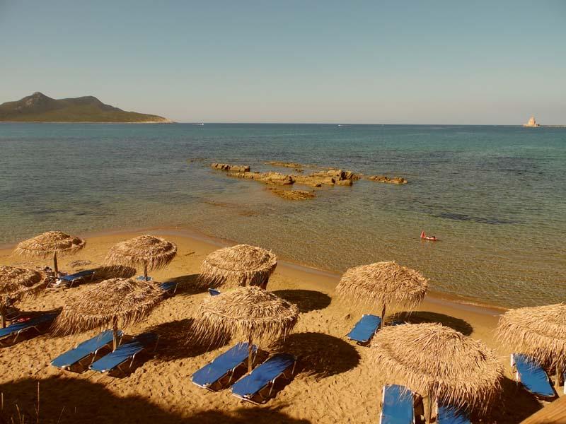 spiaggia methoni grecia