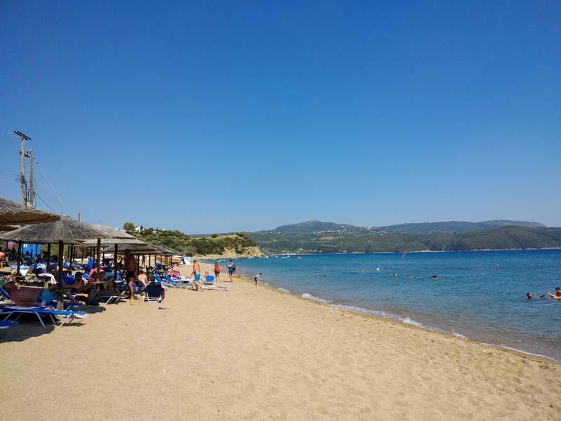 Anemomilos beach