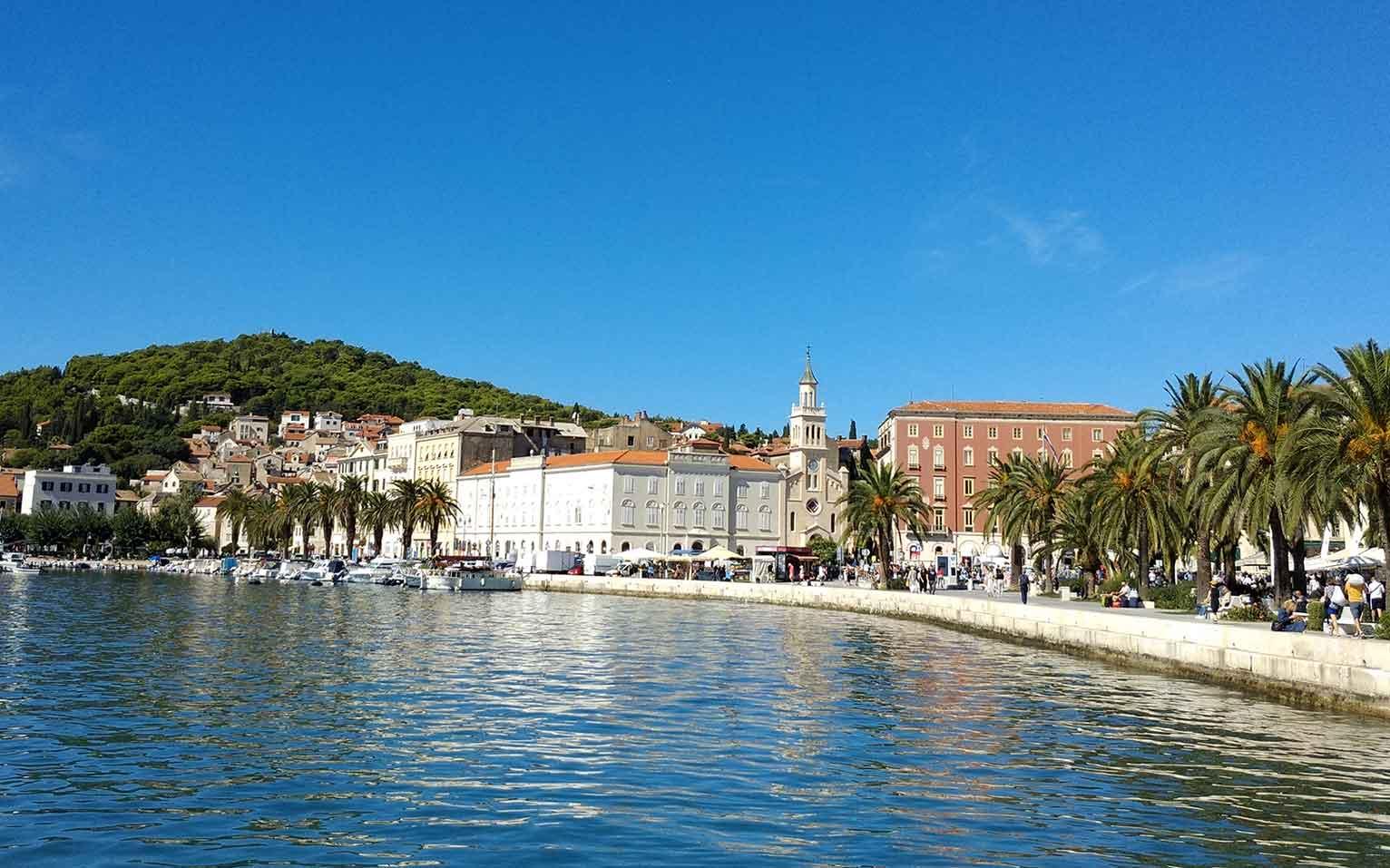 Spiagge a Spalato: consigli per un weekend