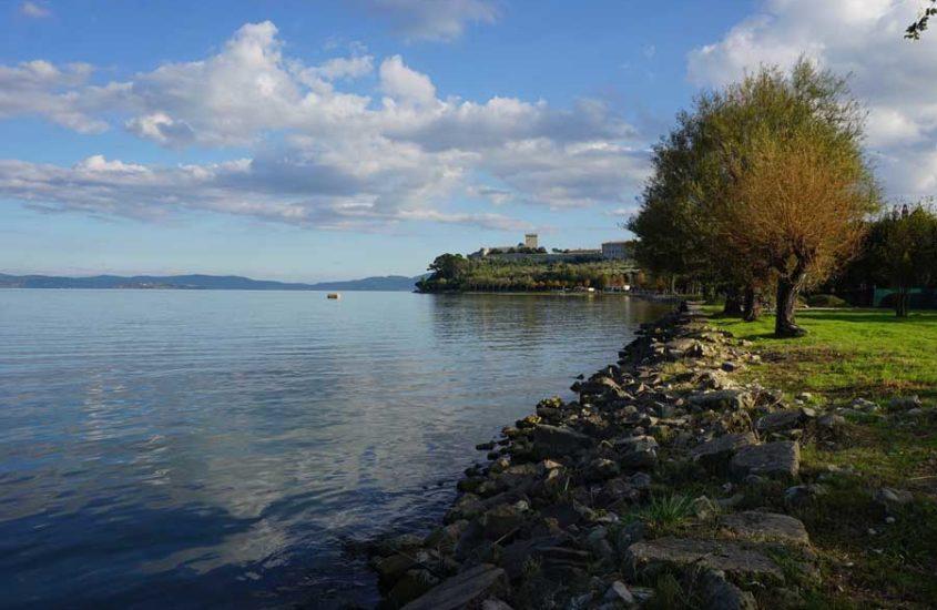 Lago Trasimeno città di castello