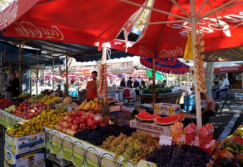 mercato di Spalato