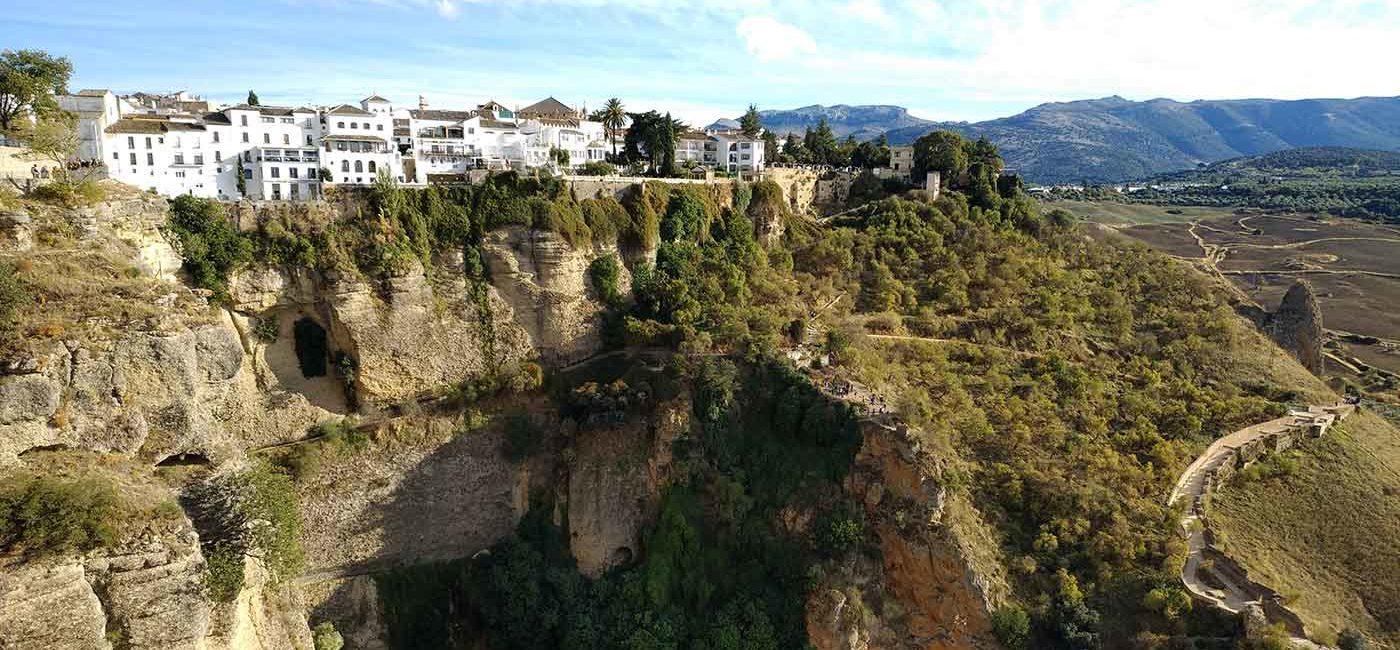 Alla scoperta dei Pueblos Blancos in Andalusia