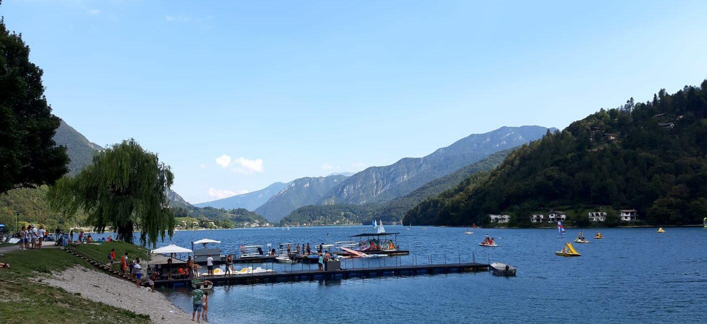 Cosa vedere nella valle di Ledro e il suo bellissimo lago