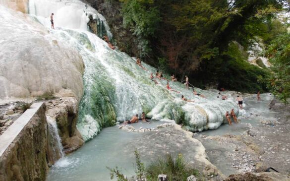 terme in val d'orcia