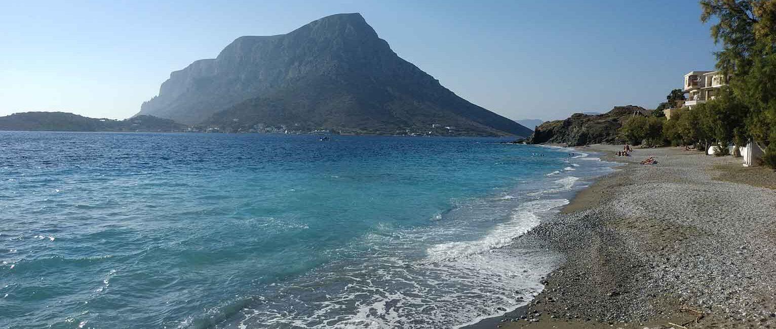 Una vacanza nell'isola di Kalymnos alla scoperta delle sue spiagge