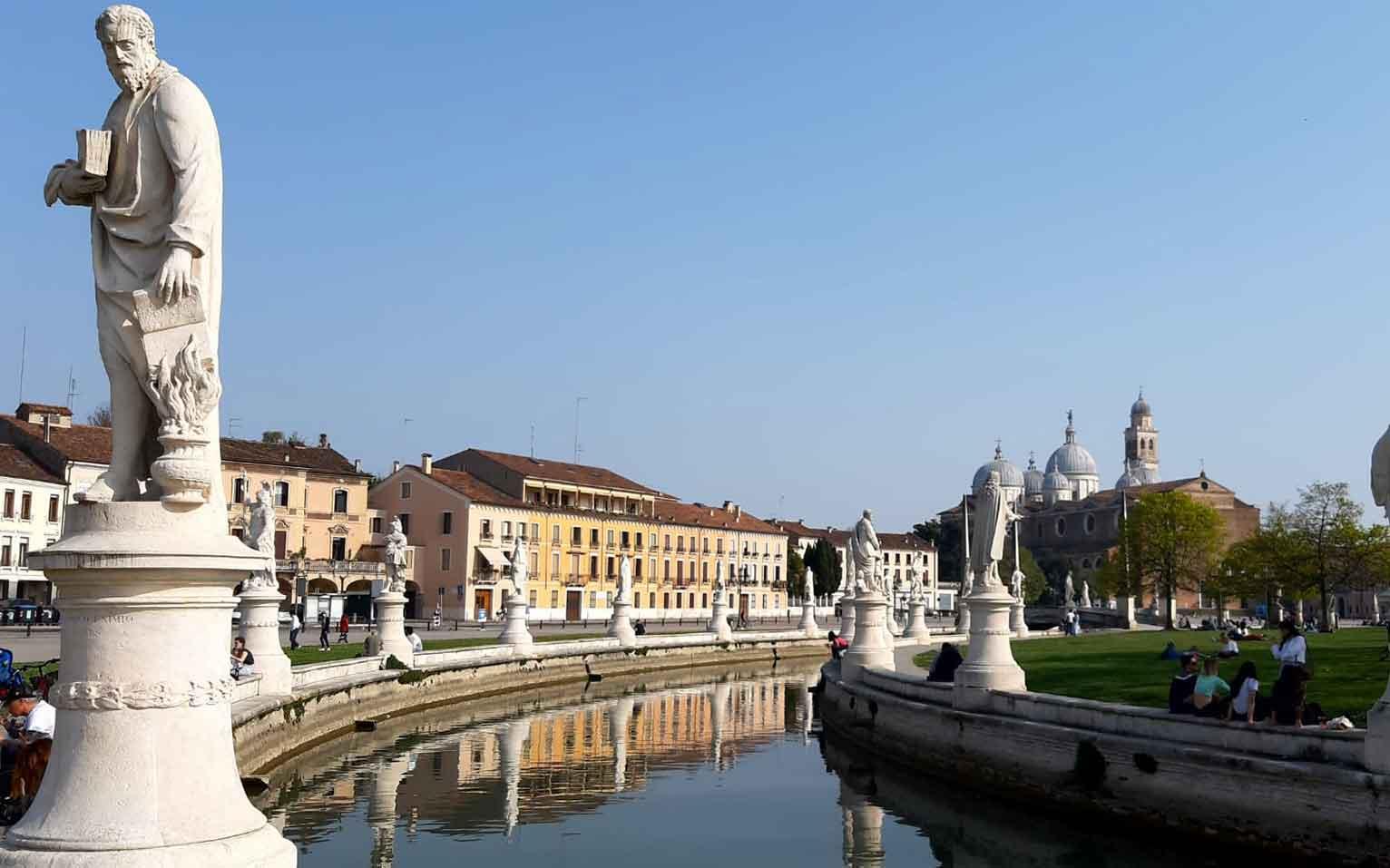 Cosa vedere in un giorno a Padova percorrendola a piedi
