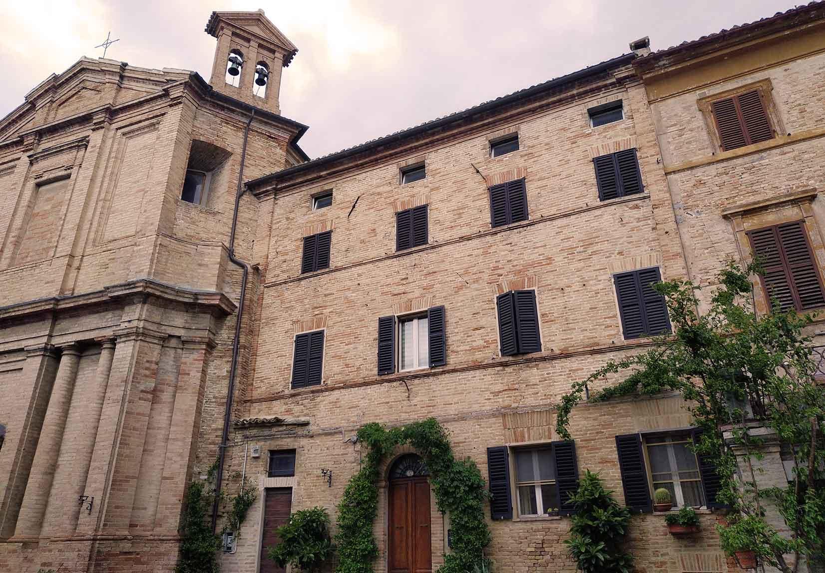 Corinaldo nelle Marche: un borgo dove il tempo si è fermato