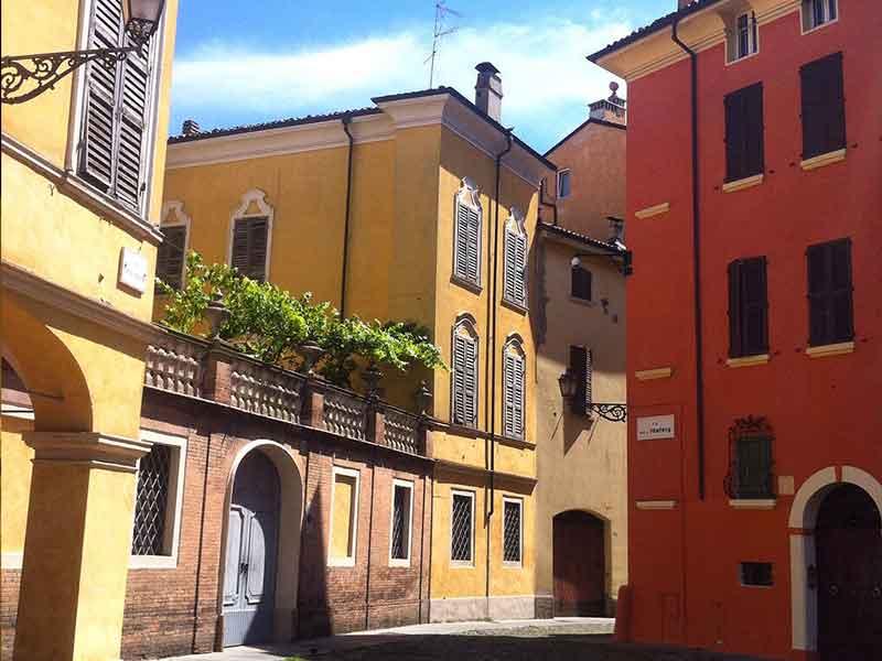 Scorcio di Modena