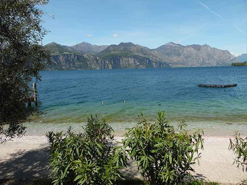 Spiaggia in località Cassone