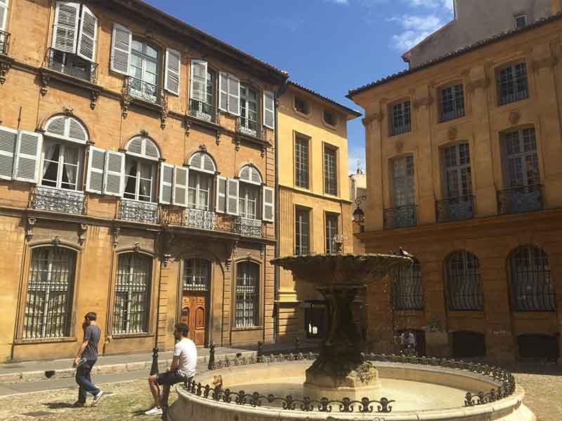 Aix-en-Provence provenza