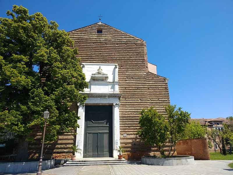 Chiesa di San Nicolò lido