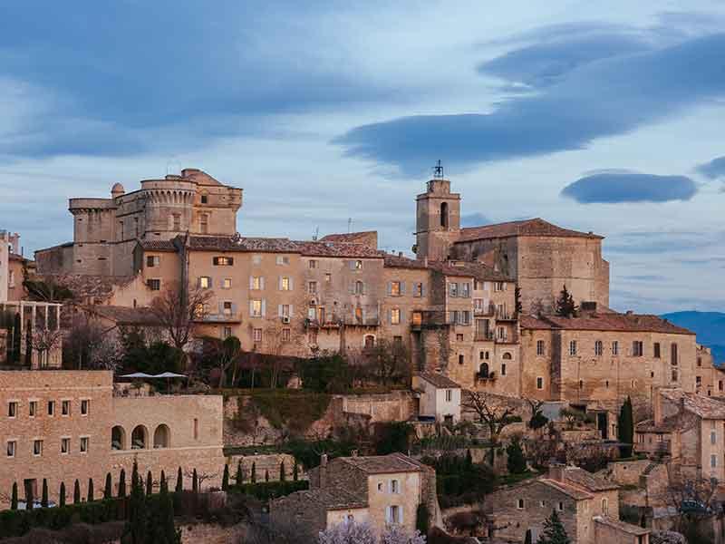Borgo di Gordes