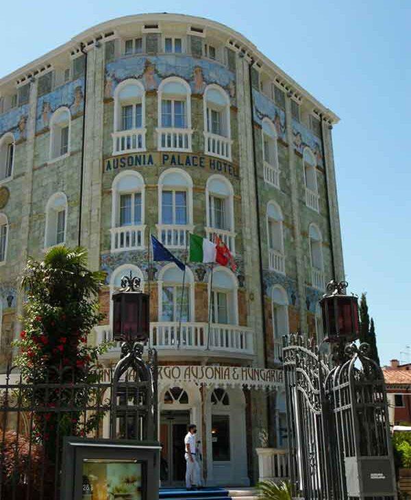 Hotel Ausonia & Hungaria  lido