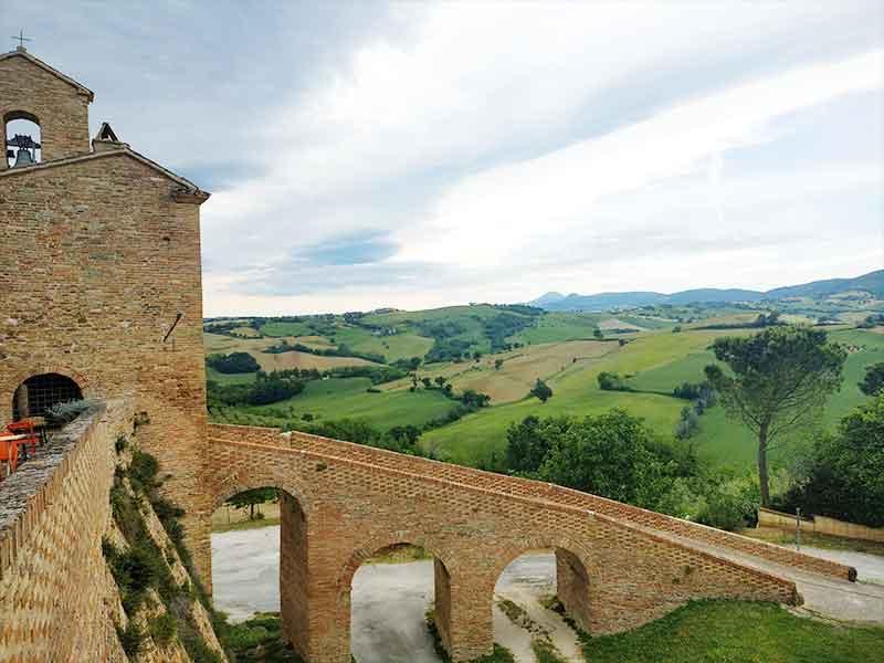 Borgo di Loretello marche