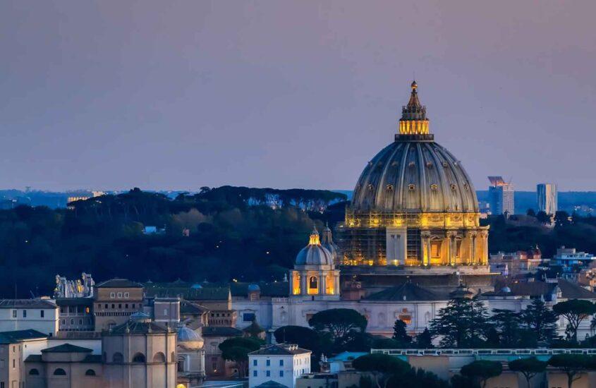 come visitare il vaticano