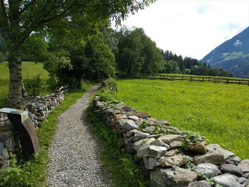 Sentiero Andreas Hofer